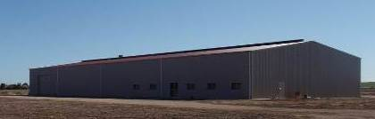 Large Industrial Warehouse